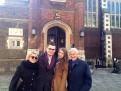 Pasauliniame mediacijos turnyre Londone Vilniaus universiteto studentai - ketvirti