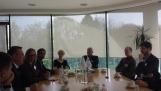 Arbitražo pusryčiai su prof. Pierre Tercier ir dr. Jan Kleinheisterkamp