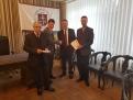 Vilniaus universiteto ir Mykolo Romerio universiteto bibliotekas papildė Vilniaus komercinio arbitražo teismo dovanotos knygos