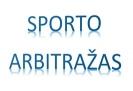 Patvirtintas Sporto arbitražo prie VKAT procedūros reglamentas